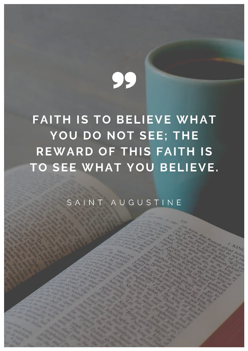 10 Best Faith Quotes to Inspire You - Sayings and Quotes about