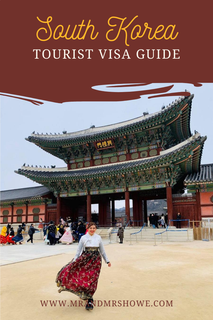 How To Apply For South Korea Tourist Visa With Your Philippines Passport