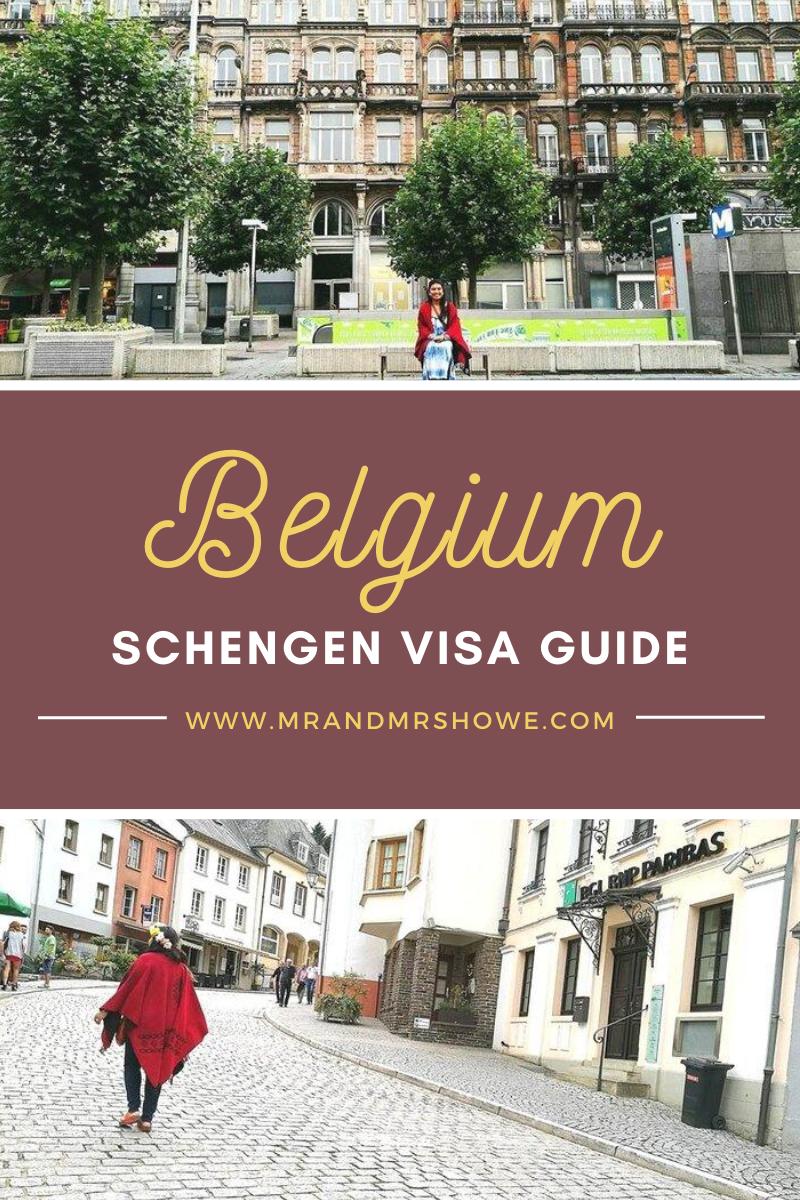 How To Apply For Belgium Schengen Visa For Philippine Passport Holders Belgium Visa Guide