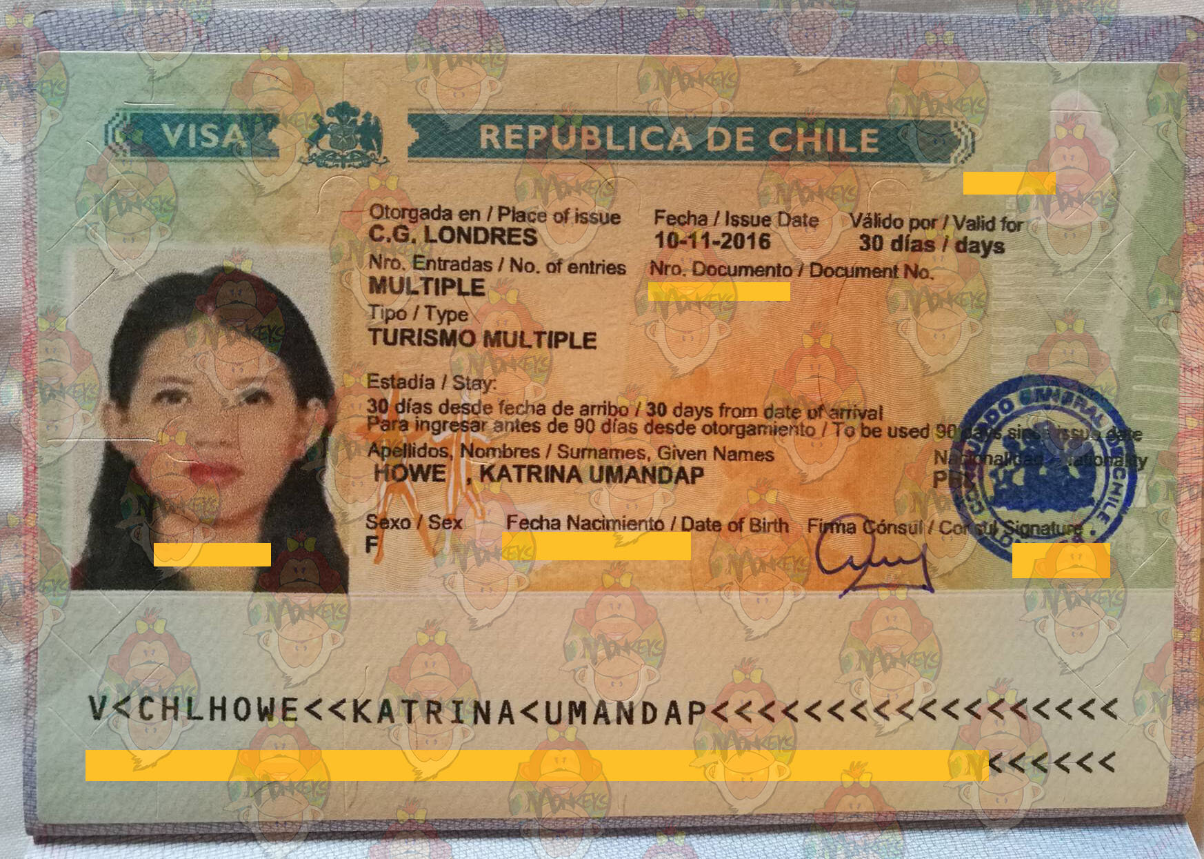 How To Get A Chile Tourist Visa With Your Philippines Passport