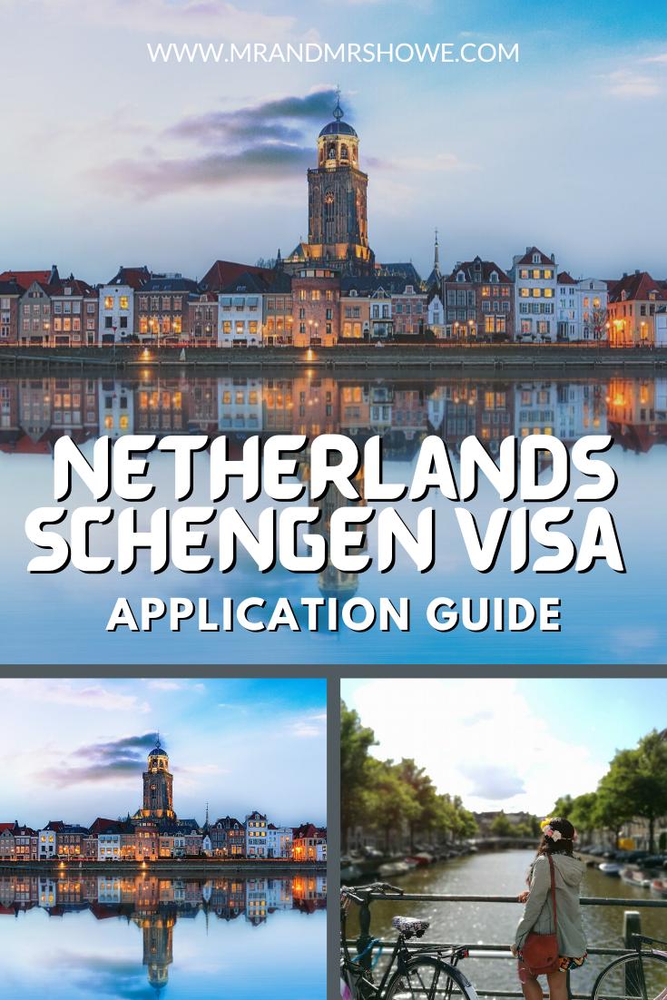 How To Apply For Netherlands Schengen Visa For Philippine Passport Holders