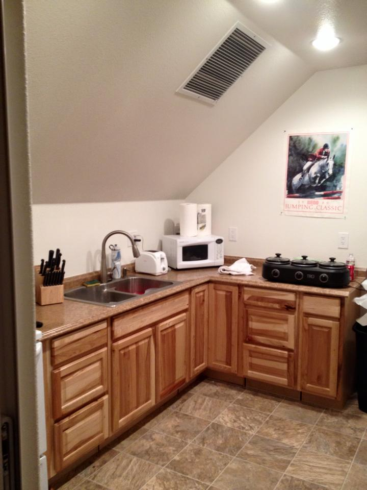 Maplewood's Dormitory Kitchen