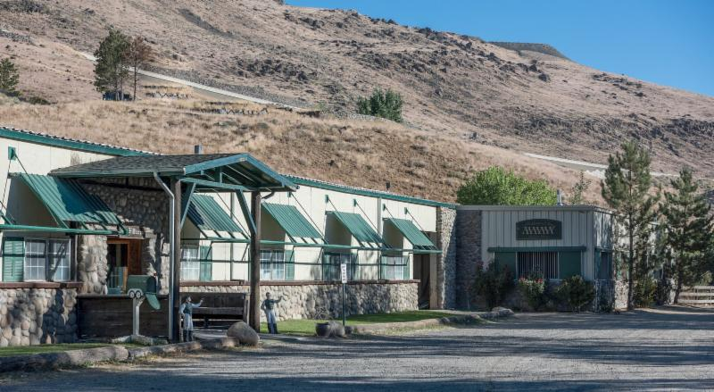 Maplewood Stables in Reno, Nevada