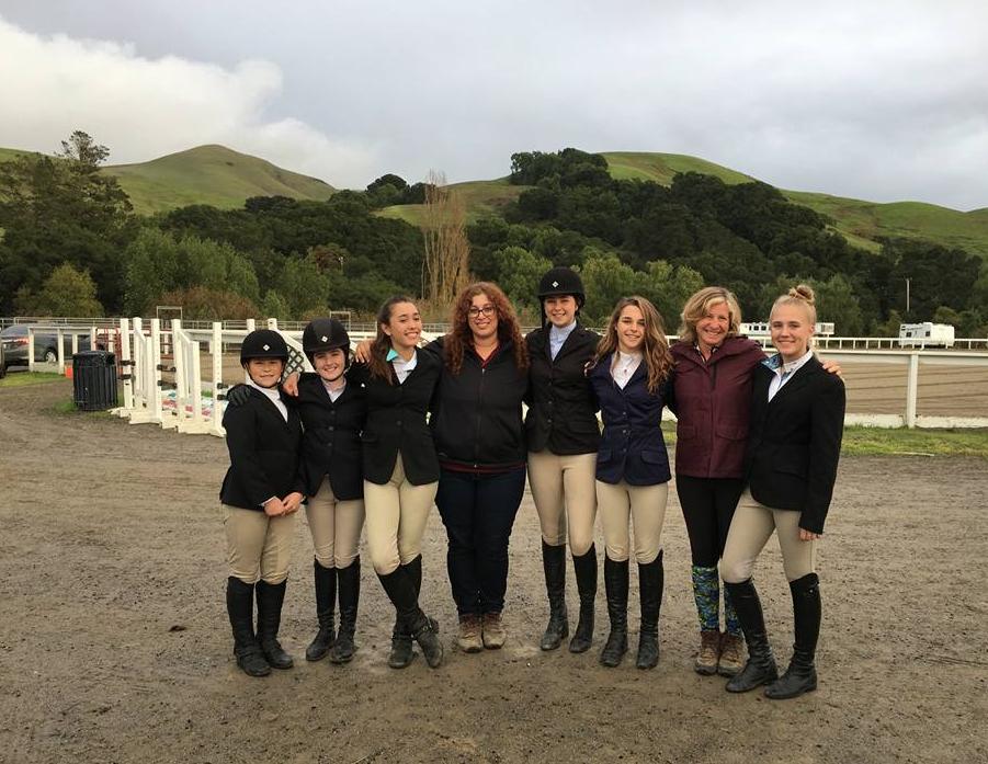 Five Star Equestrians from Castro Valley, California.