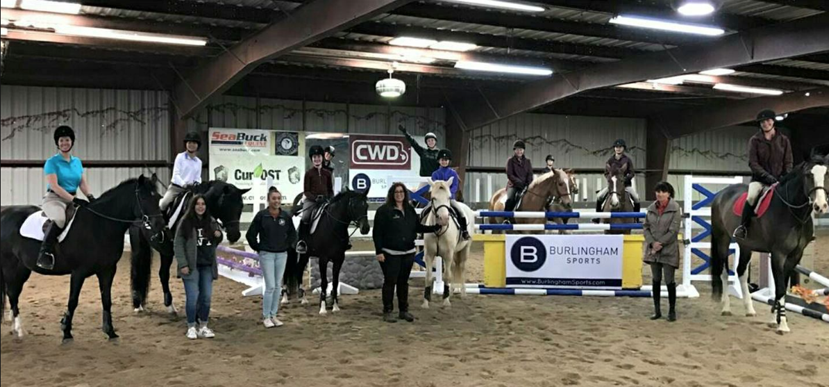 The 2017 Five Star Equestrian Clinic at Maplewood.