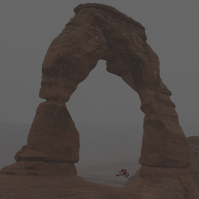 Arches National Park - Moab, Utah #KileyJumps