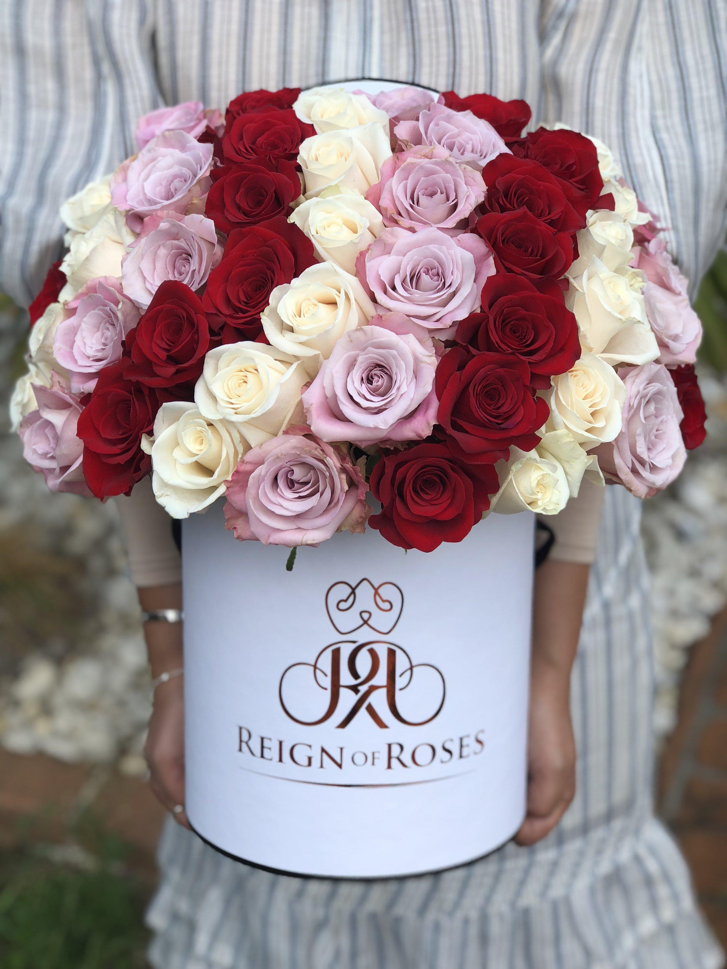 Make Me Blush 50 Roses