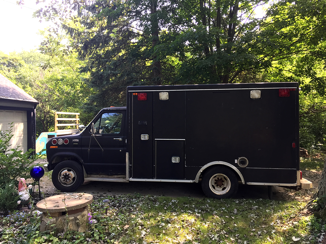 """MOTR stands for """"Modular on the Rescue"""" - a live show, a philosophy, our mobile venue"""