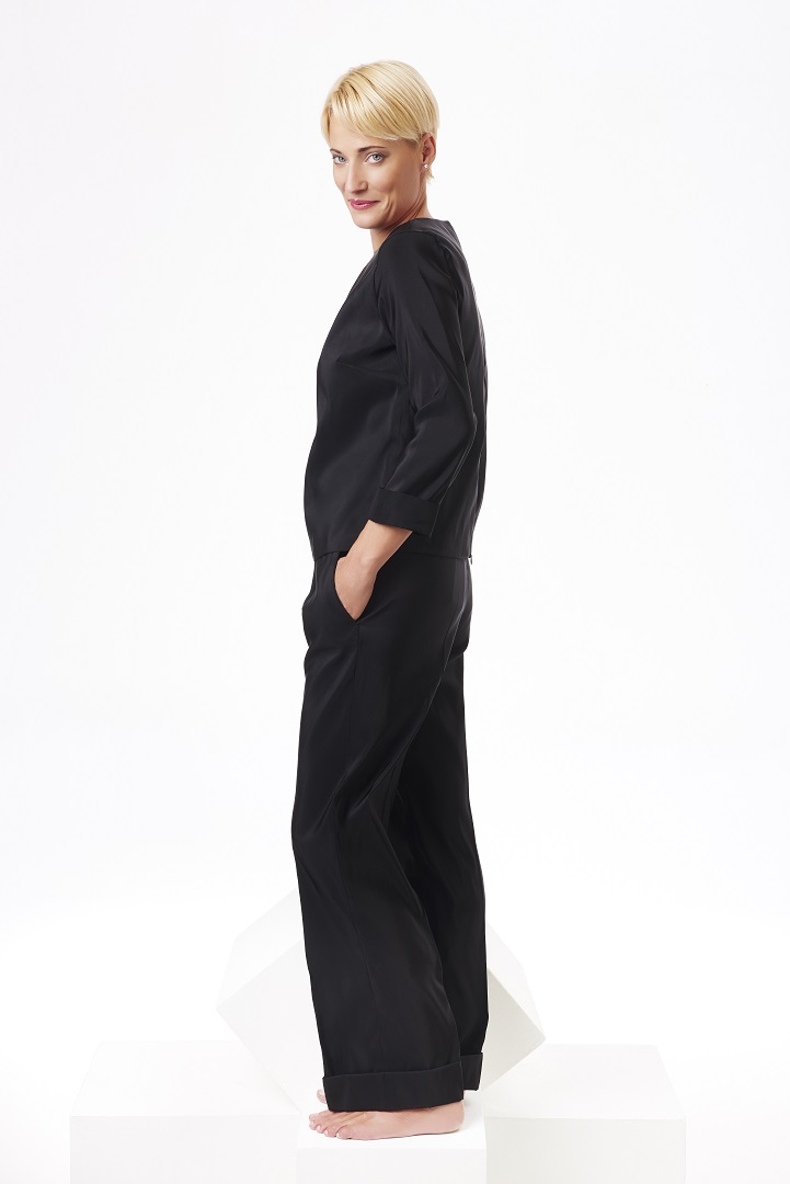 Black+faille+tunic+and+wide+leg+slacks,+full+length.jpg