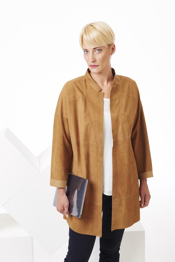 Tan+light-weight+suede+long+jacket,+full+length.jpg