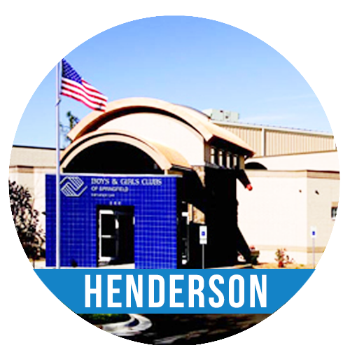 HENDERSON UNIT SCHOOL PROGRAM   835 W Calhoun | 417.869.4111   Registration is currently FULL  for the Henderson Unit school year program. For further information or  to be placed on a waiting list please contact Lauren  at (417) 417-869-4111 or e-mail  lgann@bgclubspringfield.org .   Serves:  Bissett (Waitlist), Bowerman  (Waitlist) , Boyd  (Waitlist) , Central, Hillcrest, Pipkin  (13 & up only) , Reed  (13 & up only) , Watkins  (Waitlist) , Weaver, & Williams (Waitlist).   (Students who walk from Weaver may still register and youth ages 13-up. Parents please contact Lauren)   The Henderson Unit hours of operation are 3-8 pm,Monday - Friday with the exception of closing at 6:30 pm on Tuesday..  Please know that we are working hard to provide a quality program within the safe environment requirements of our building. Thank you.