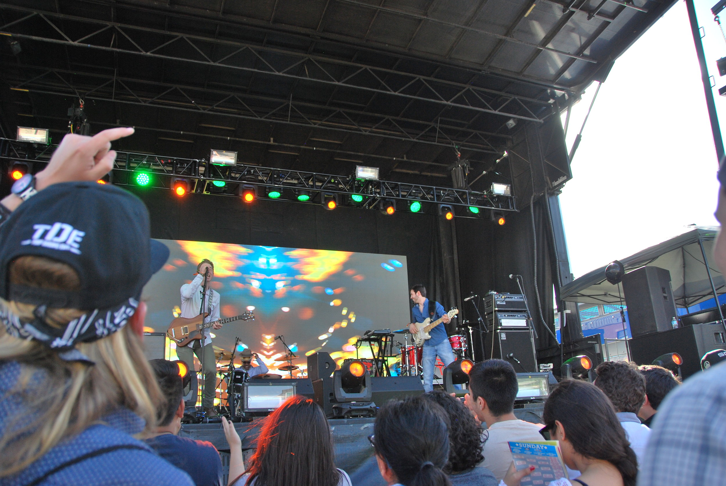 Neon Desert Music Festival   The Will Tilson Trio