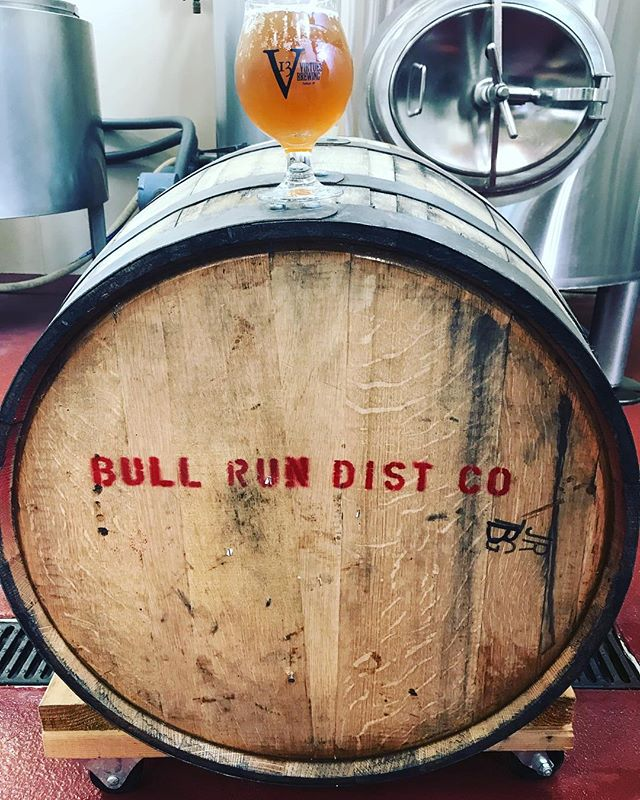 Now on tap!! St-Oaked series sour. Slightly sour and aged in an oak barrel. Happy hour starts today and goes until Friday! 3-6