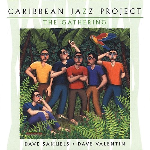 Caribbean Jazz Project The Gathering.jpeg