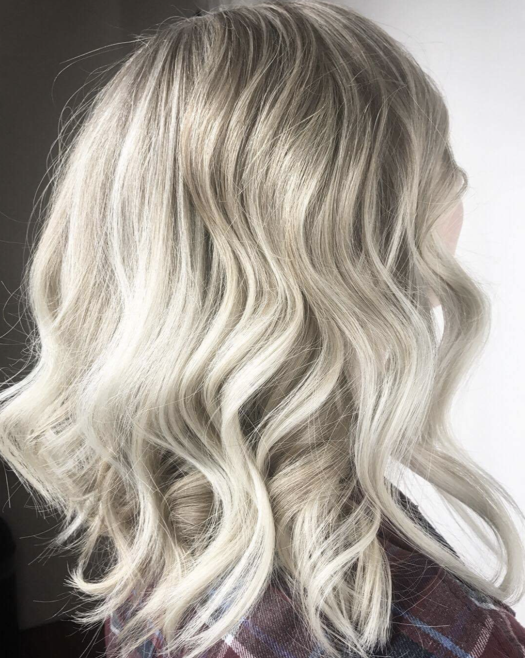 The Icy Balayage, by Maggie Leonhardt