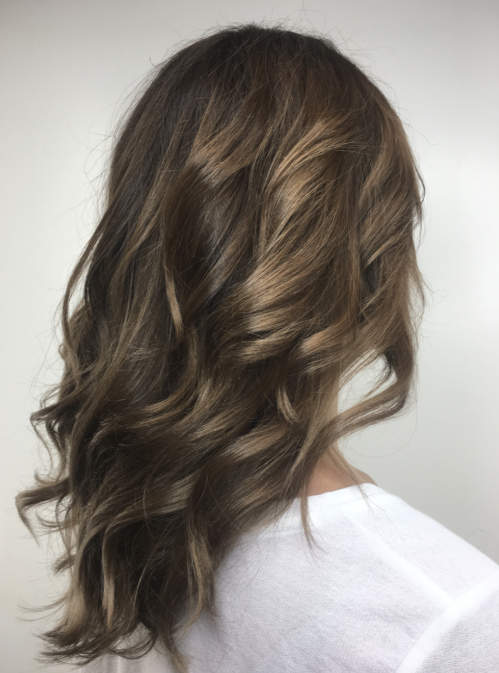 The Tousled Brunette, by Maggie Leonhardt