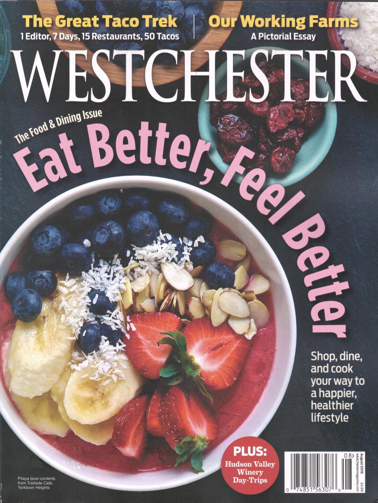 Cafe La Fondita - Westchester Magazine - August 2018 Issue