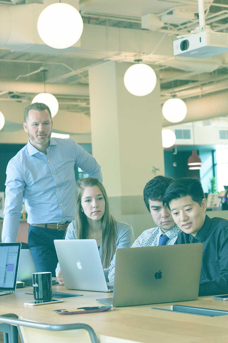 Six Vertical Client War Room Session