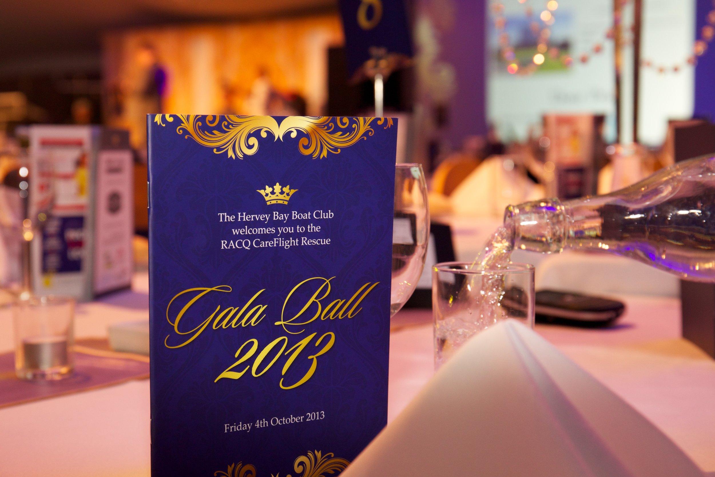 Hervey Bay Boat Club RACQ Careflight Gala Ball