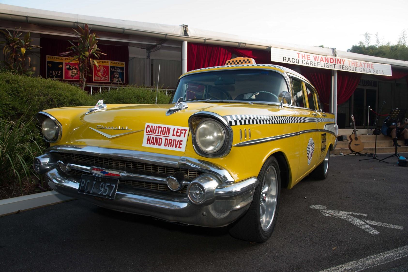 Yellow Cabs RACQ Careflight Gala Ball