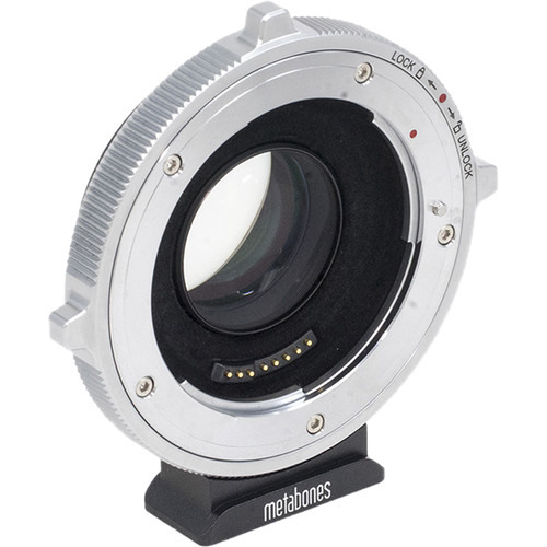 Metabones T Smart Adapter speed booster EF-E MOUNT