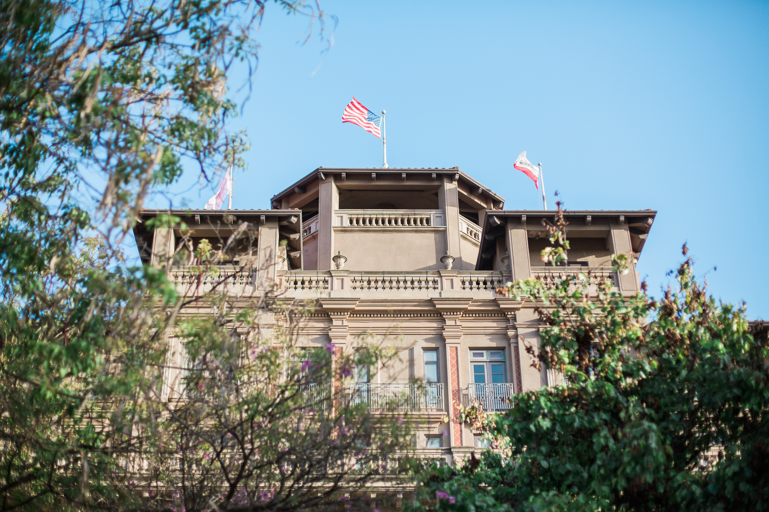 The Langham Huntington, Pasadena/ Photo by Becca Rillo Photography