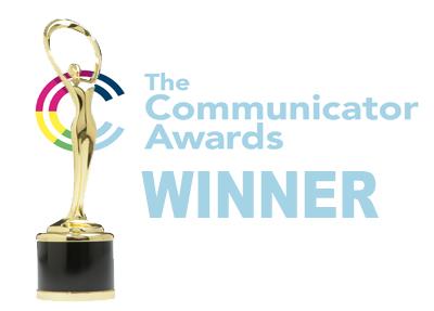 Communicator Awards Winner