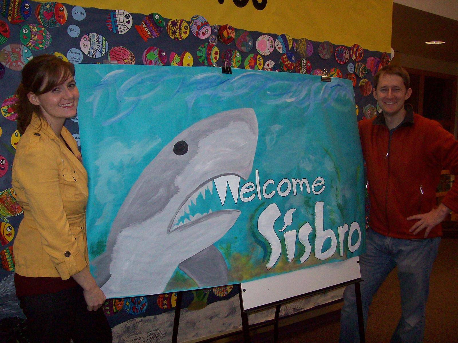 Welcome Sisbro