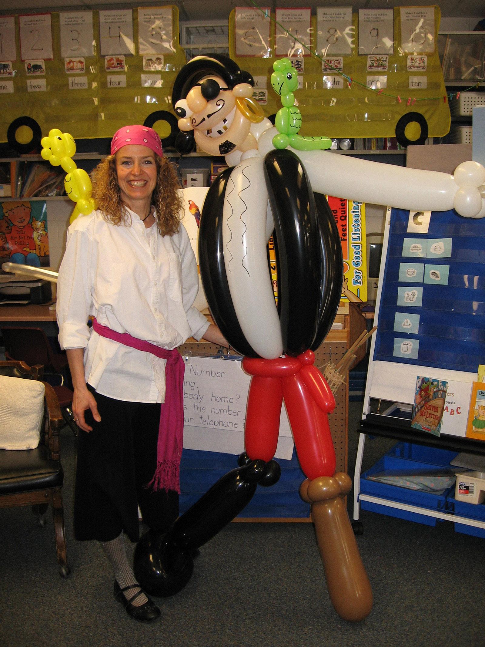Balloon Pirate