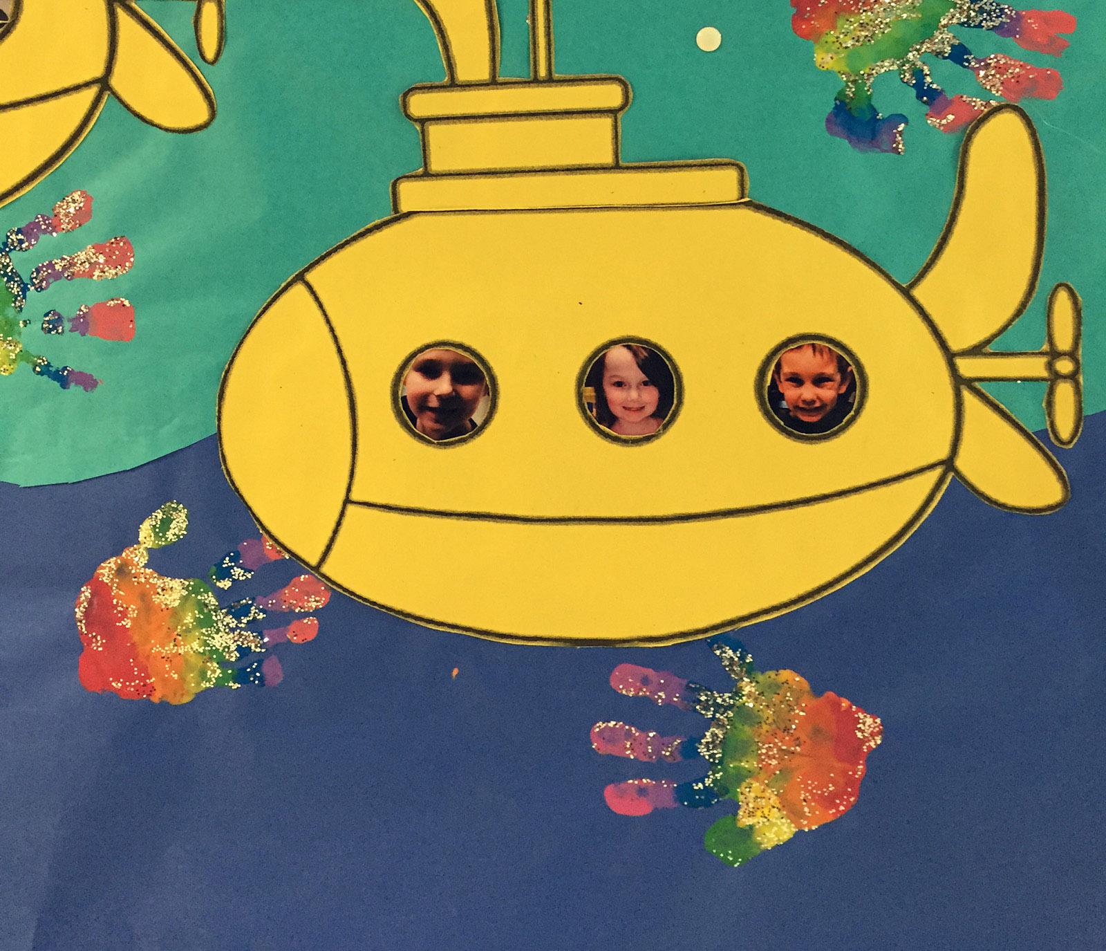 Submarine Kids