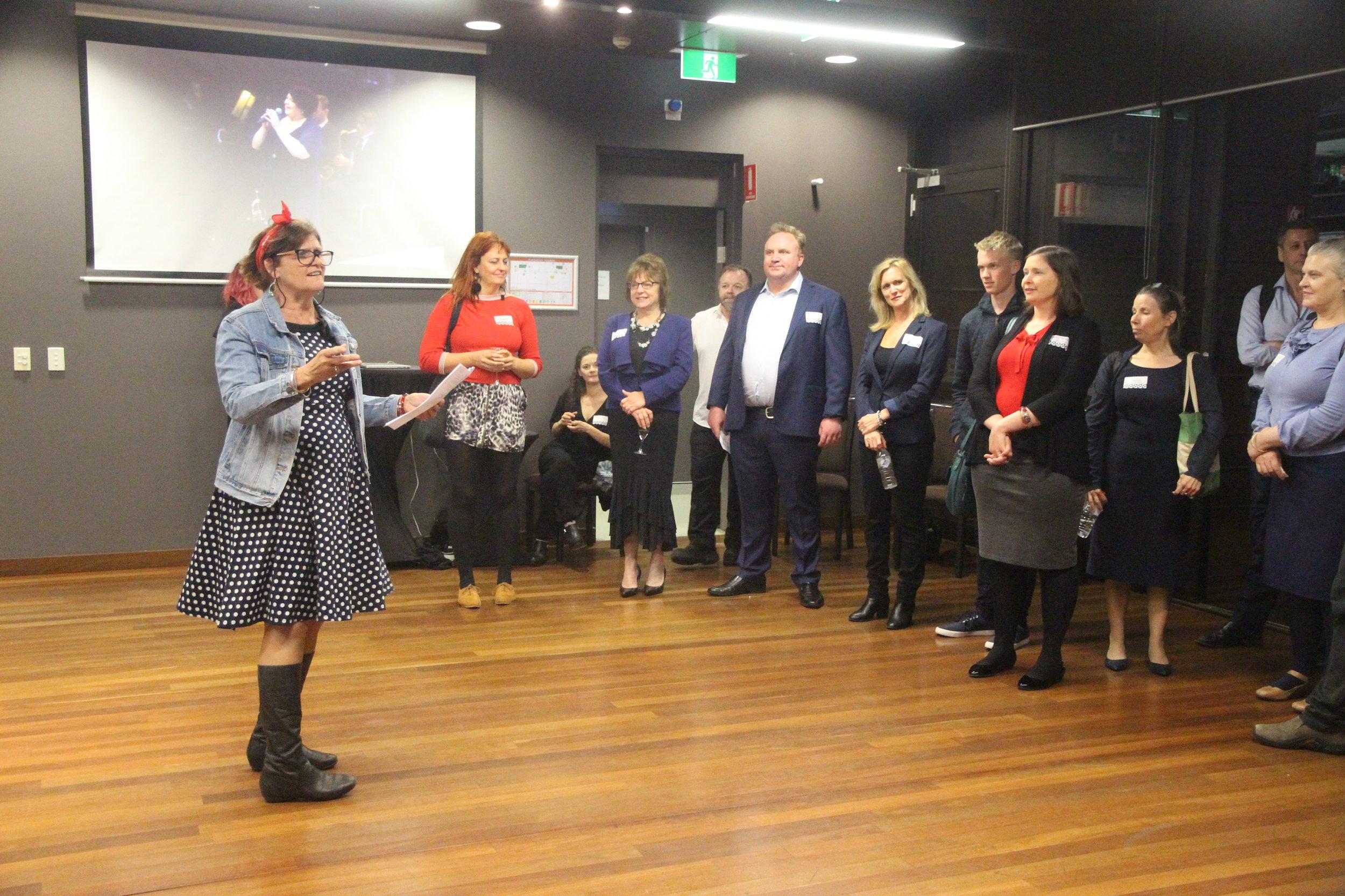 Matilda Awards Sponsorship Evening, photo by Susan Hetherington