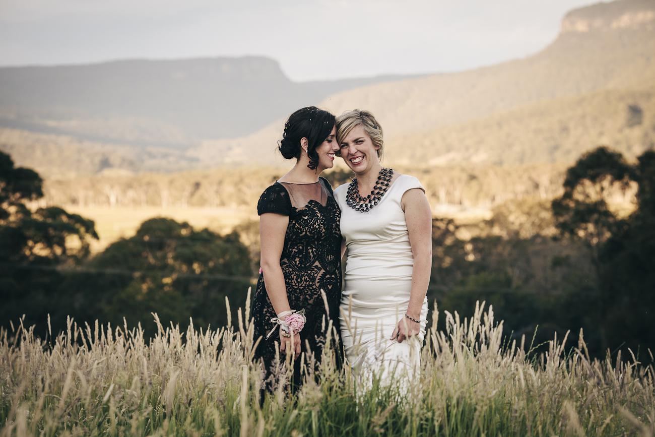 Emily & Jess ~ Kangaroo Valley