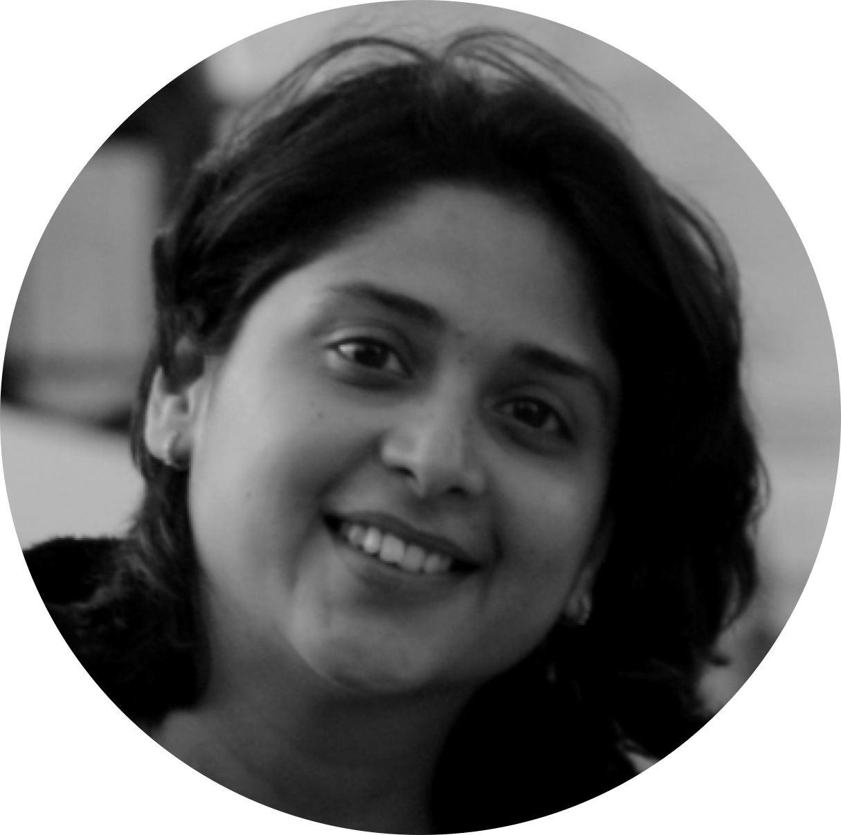 Nupur Kapadia is our iPhone developer and co-founder of SPACE. She's married to Mrigaen. Together they realised it was time for  a little less digital and a little more personal in their relationships.