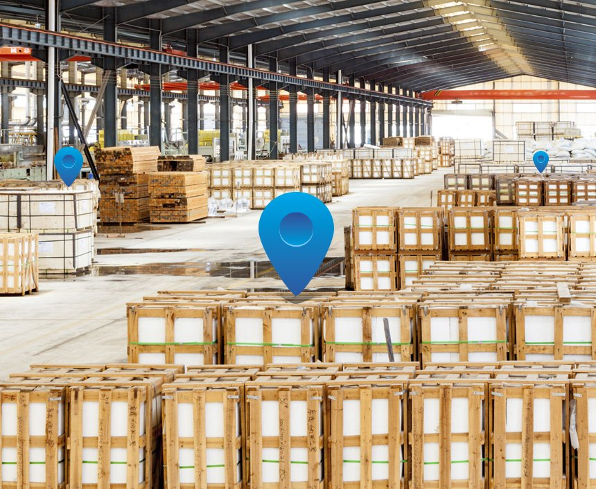 Warehouse RTLS
