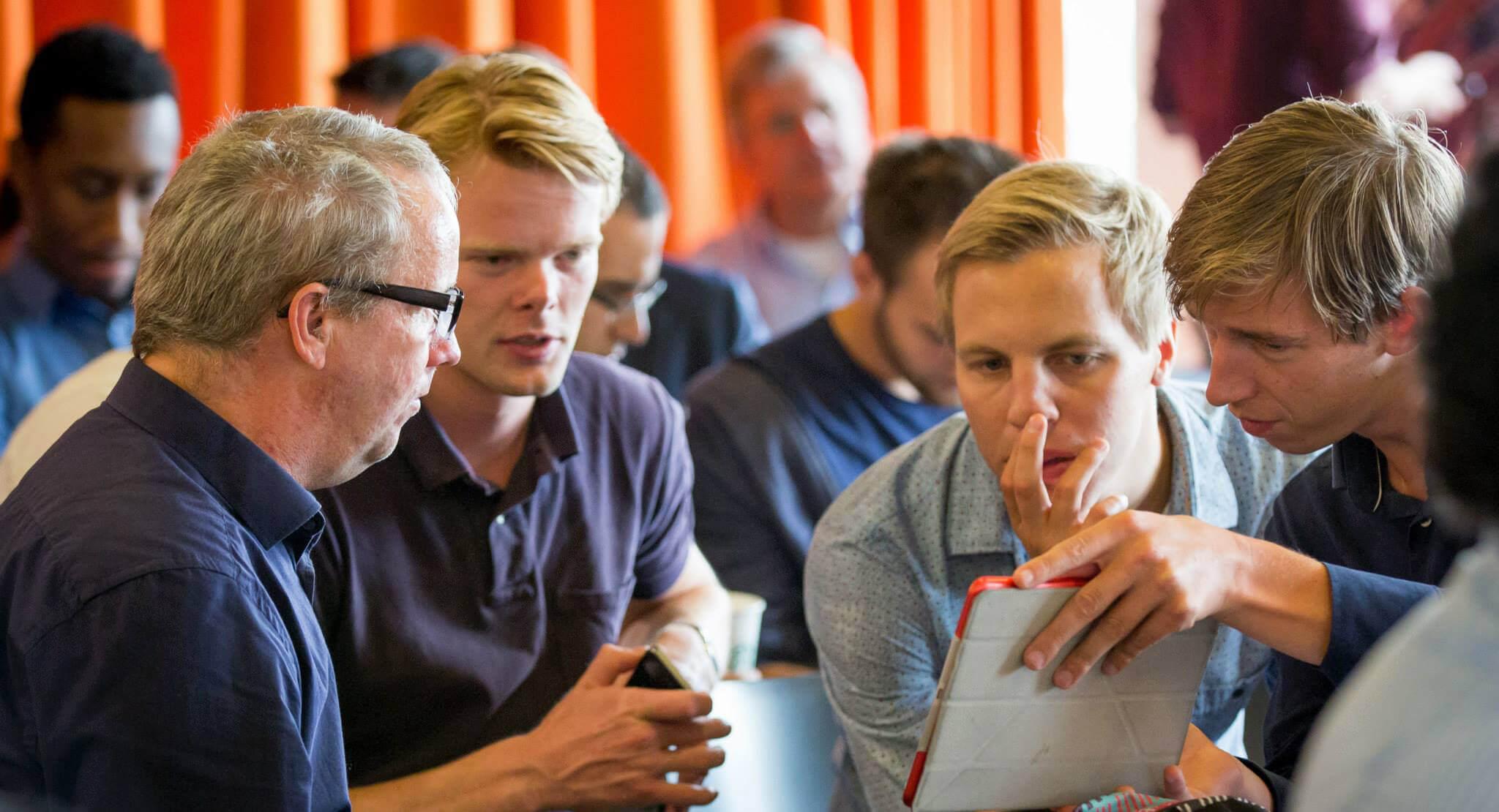 Medewerkersdialoog teambuilding