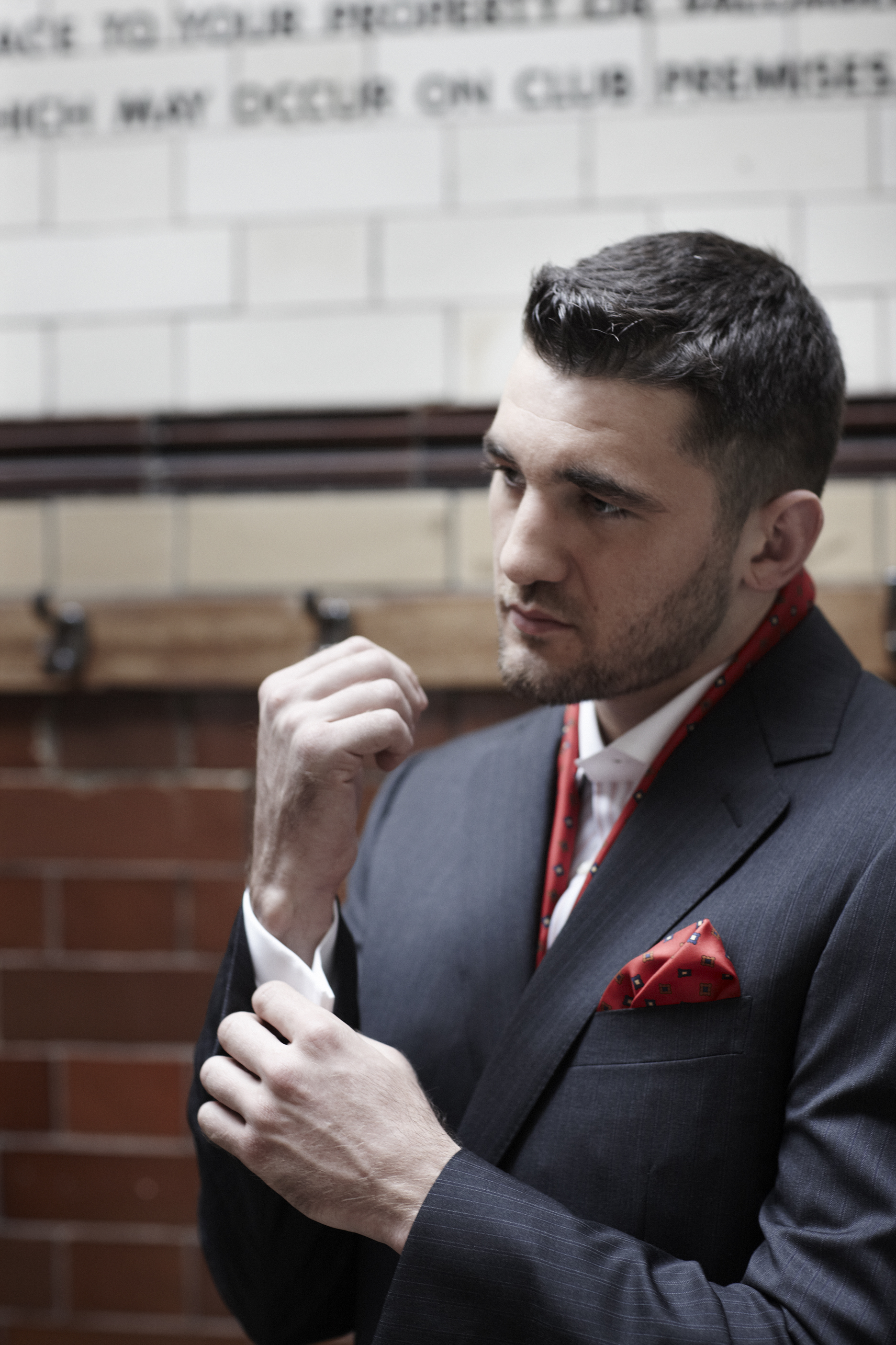 NATHEN CLEVERLY, BOXER