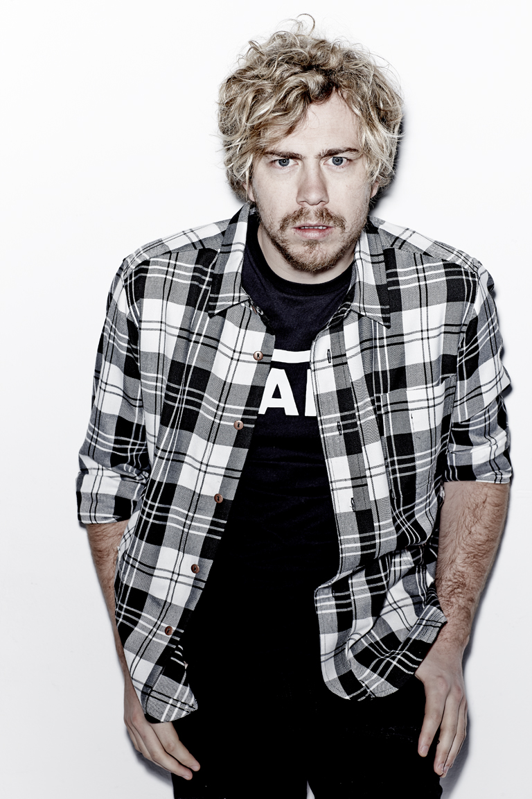 McBUSTED, JAMES BOURNE