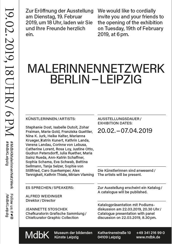 CORINNE VON LEBUSA in Leipzig