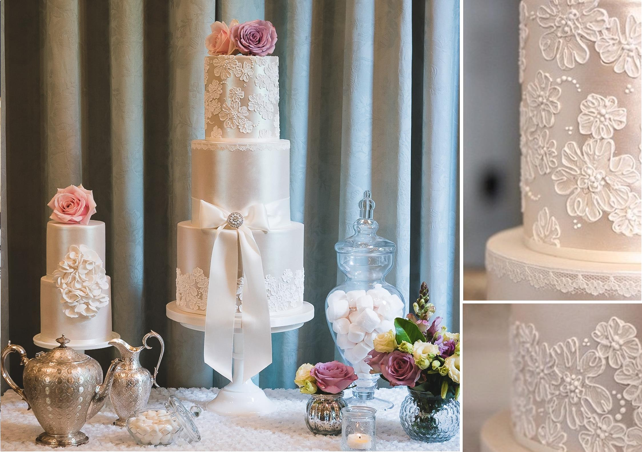 The Mansion House Cake Table
