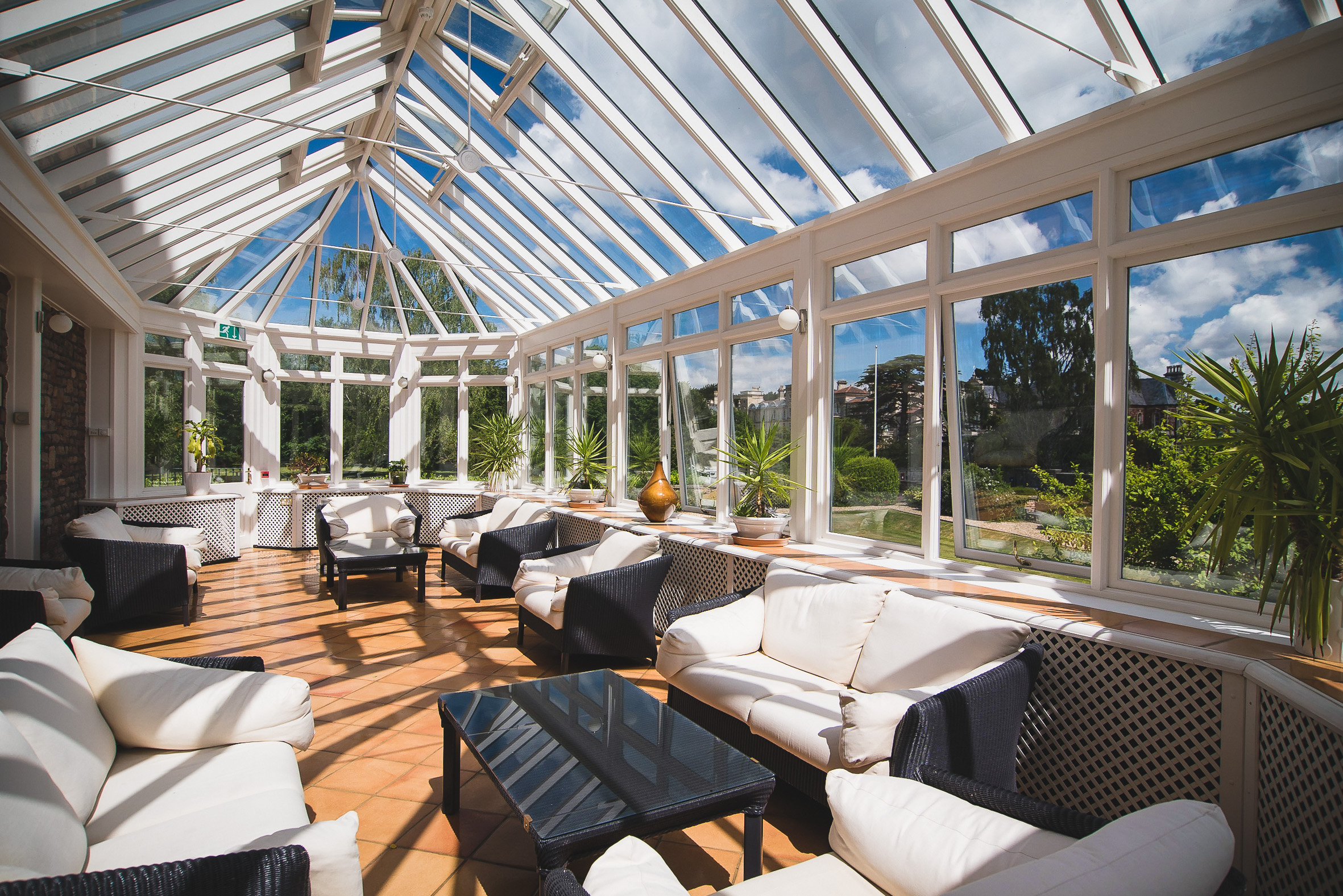 The Mansion House Conservatory