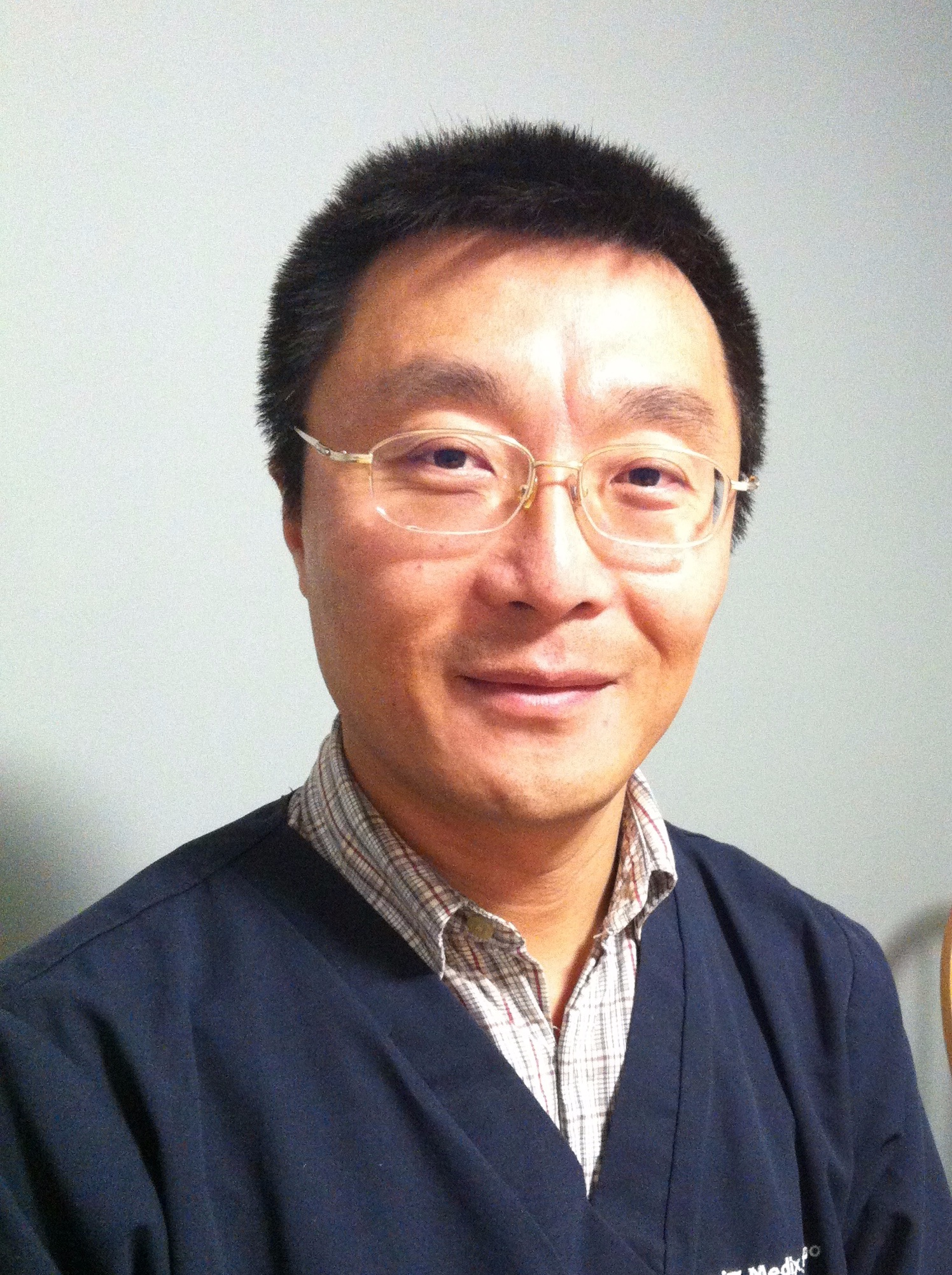 Stefan Guan RMT  Registered Massage Therapist