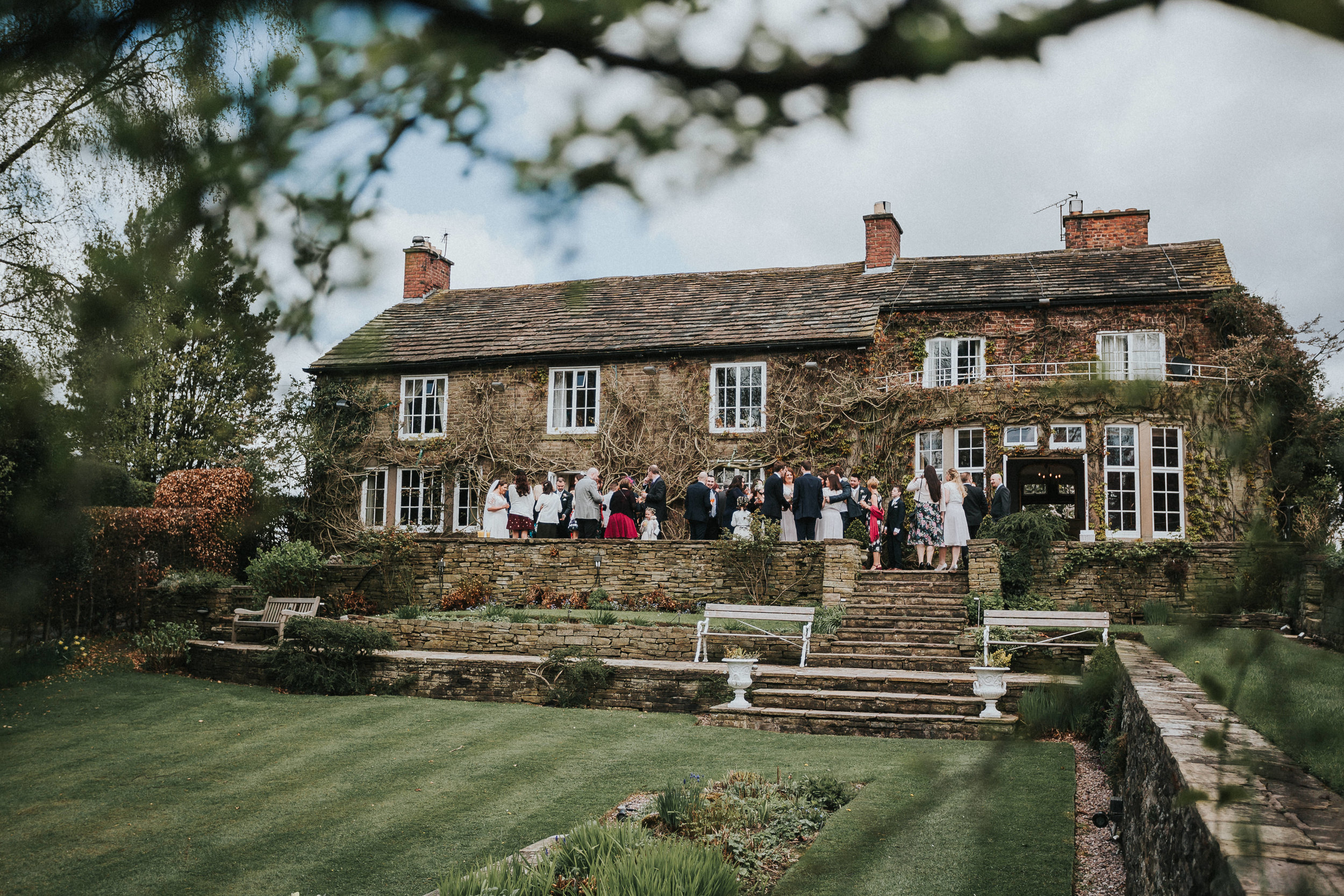 Hilltop Country House Wedding Photography - 52.jpg