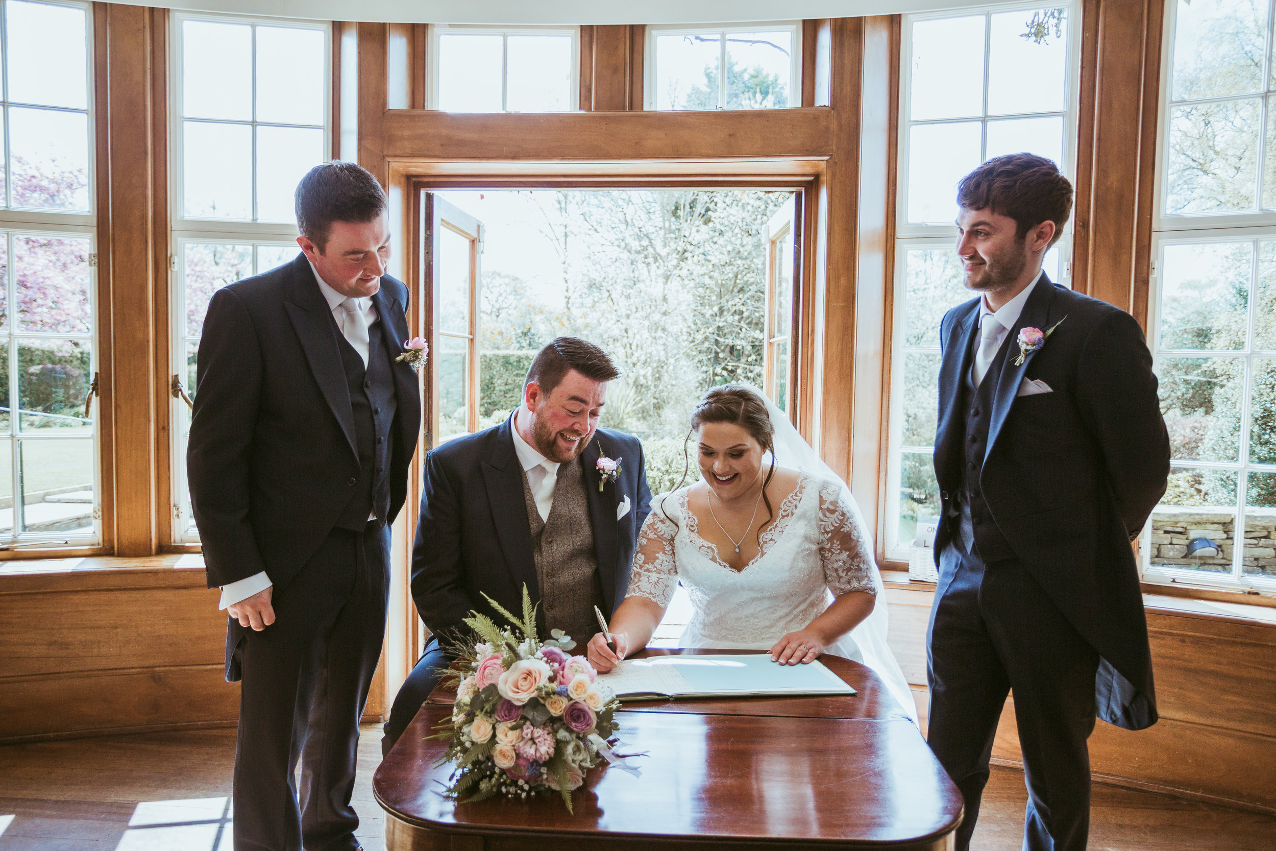 Hilltop Country House Wedding Photography - 42.jpg