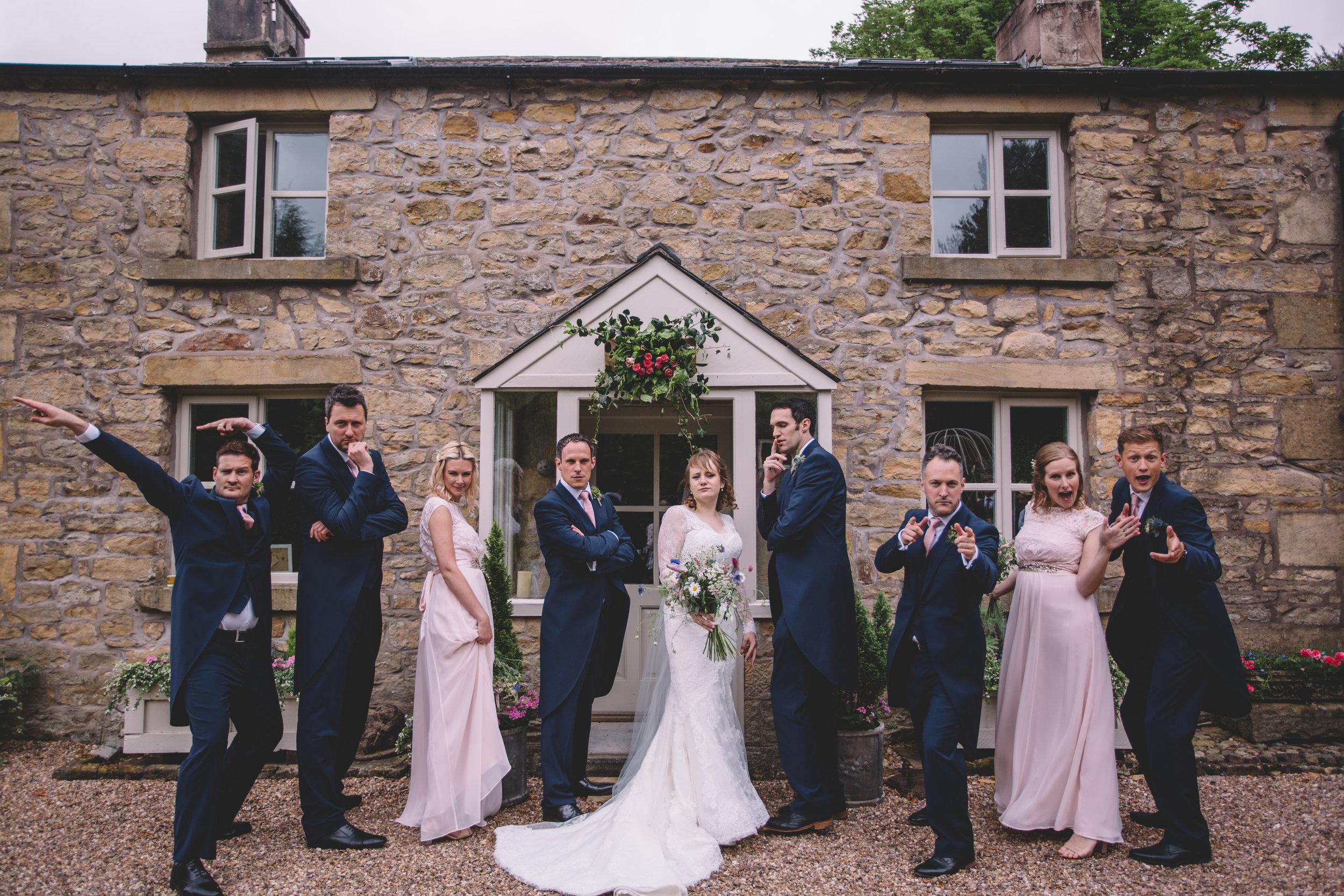 Garden Marquee Lancashire Wedding Photographer, Claire Basiuk Photography-34.jpg