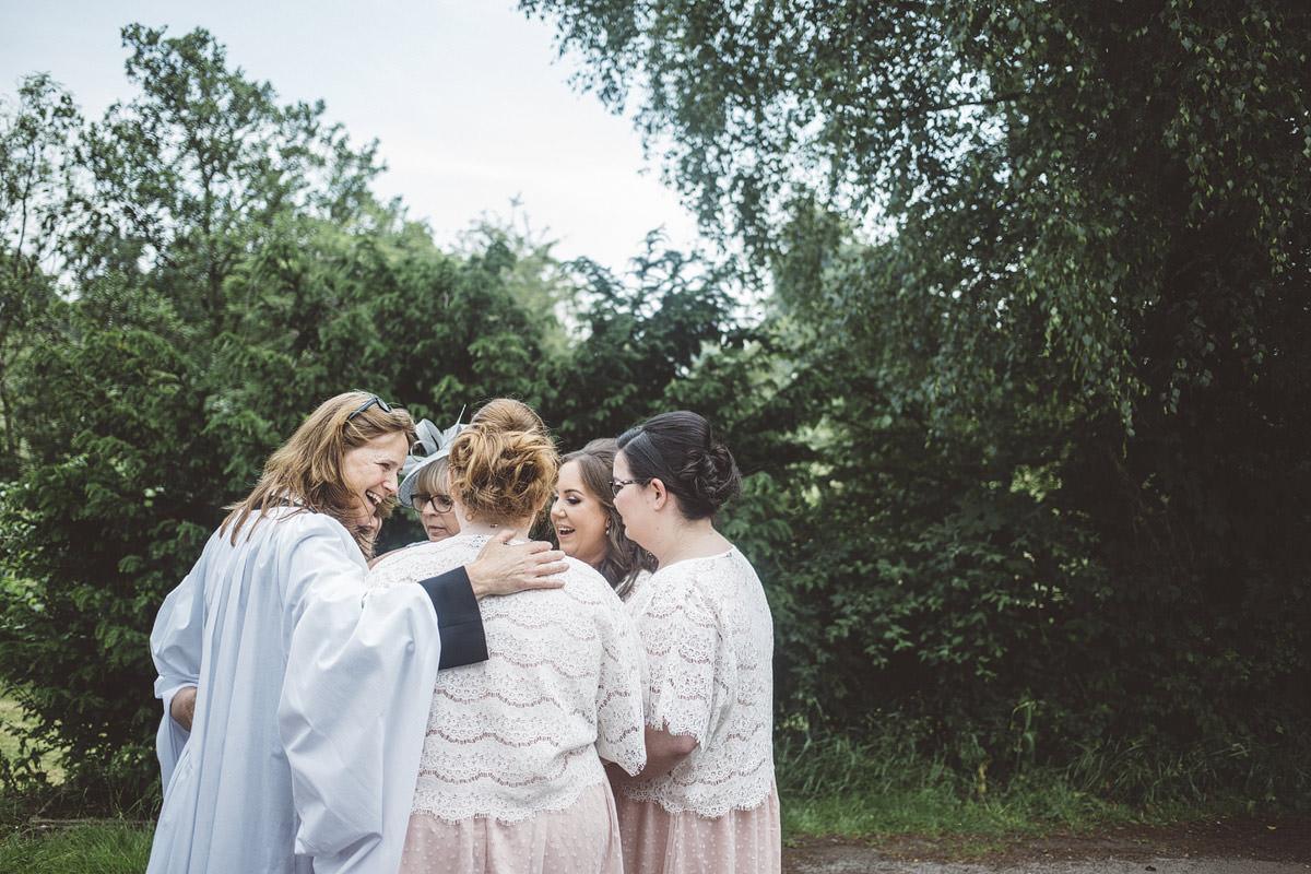 Cholmondeley Arms Tipi Cheshire Wedding Photography - 09.jpg