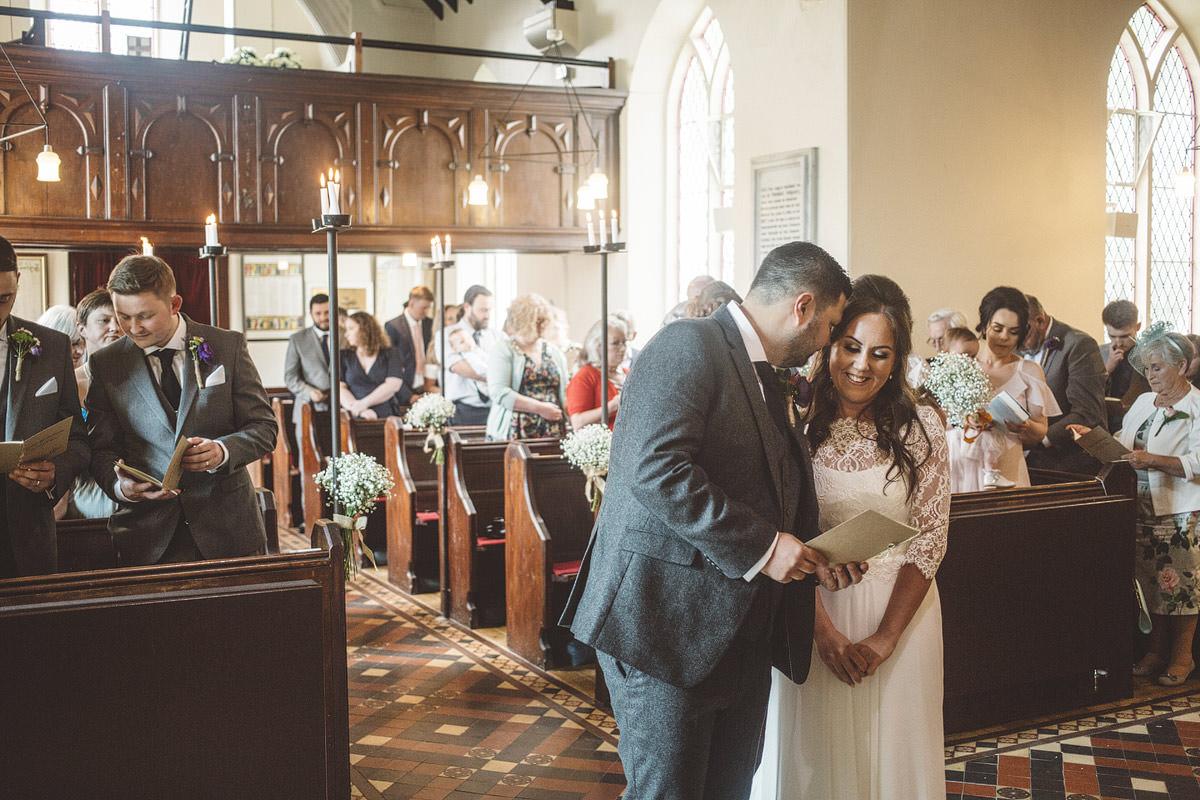 Cholmondeley Arms Tipi Cheshire Wedding Photography - 10.jpg
