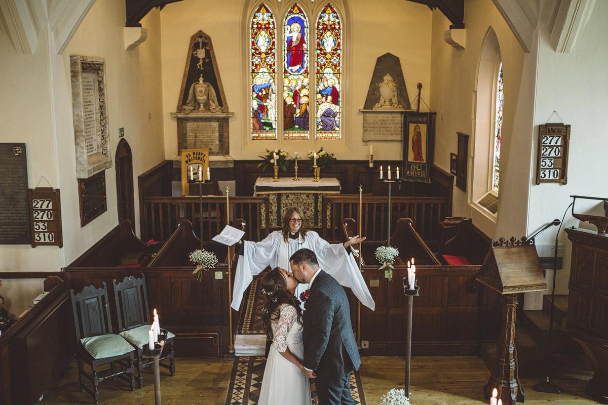Cholmondeley Arms Tipi Cheshire Wedding Photography - 11.jpg