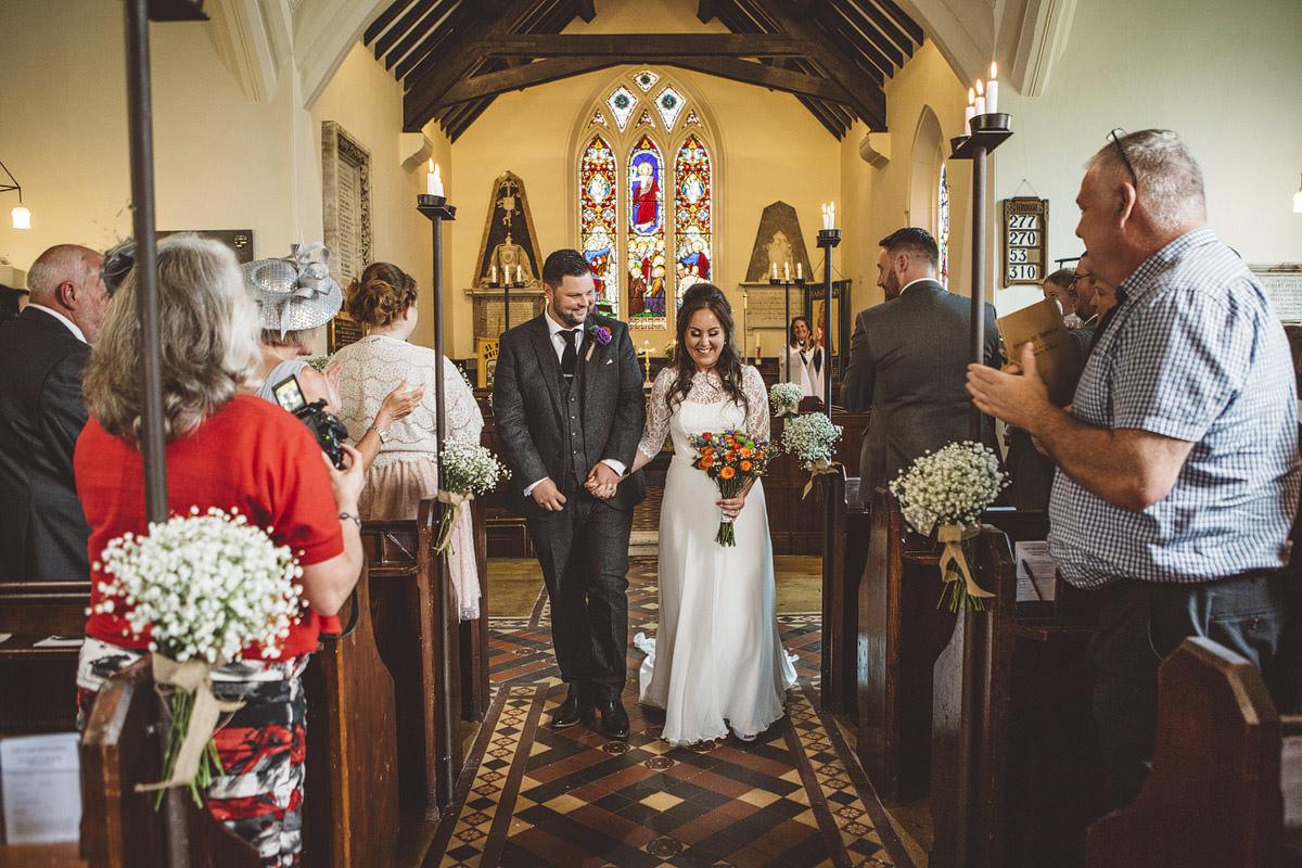 Cholmondeley Arms Tipi Cheshire Wedding Photography - 13.jpg