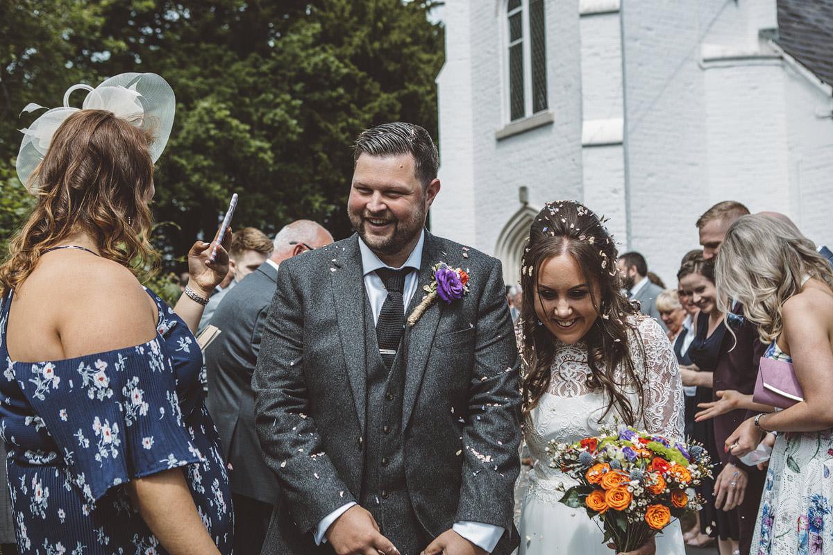 Cholmondeley Arms Tipi Cheshire Wedding Photography - 14.jpg