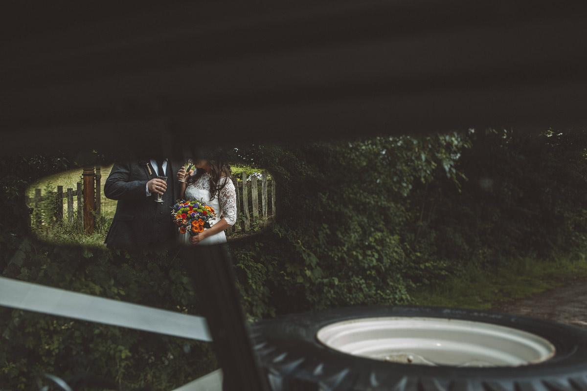 Cholmondeley Arms Tipi Cheshire Wedding Photography - 16.jpg